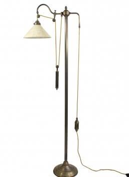 Lámpara de pie de LED Toscany 115